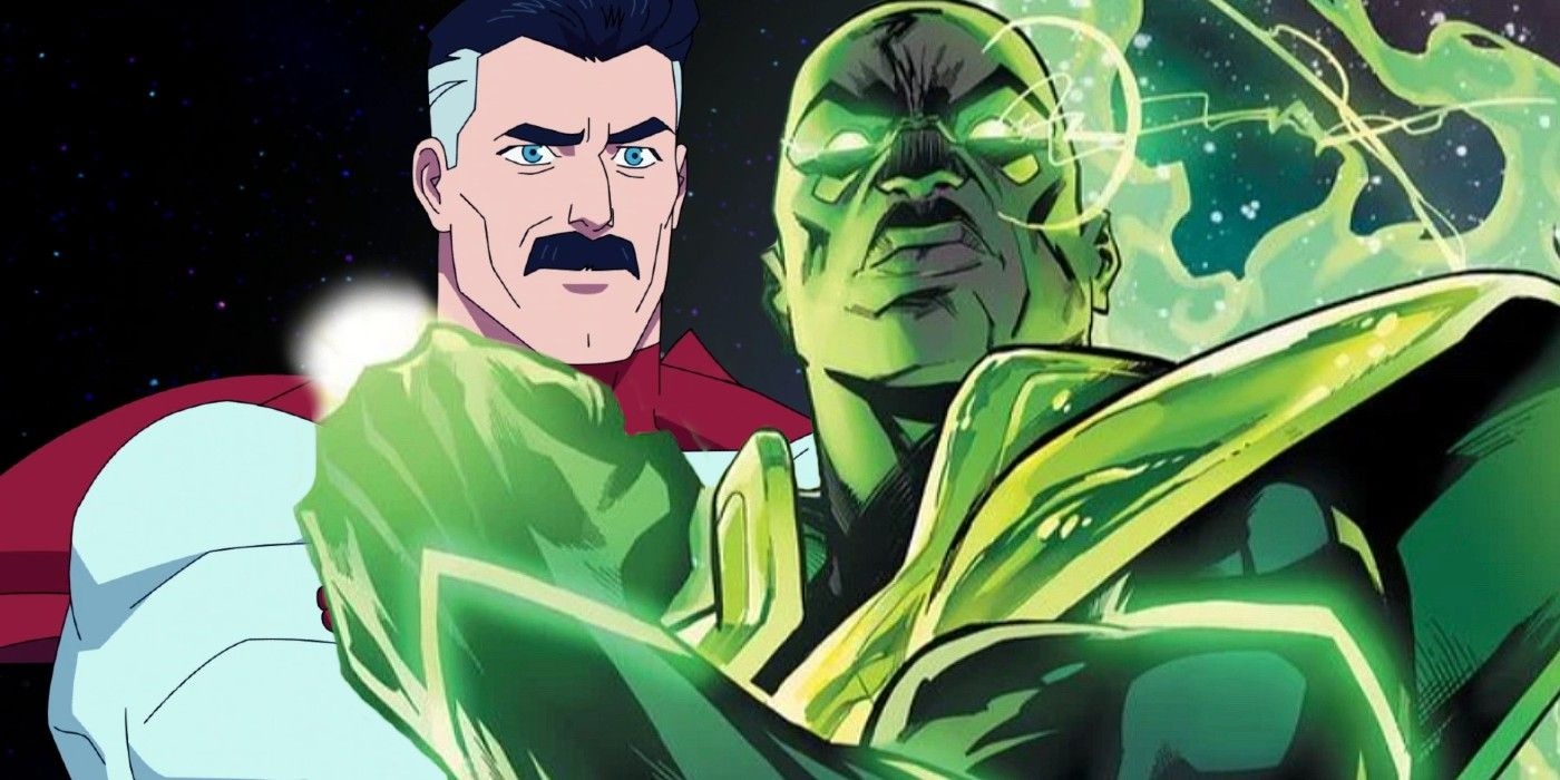 DC's Evil Green Lantern is Repeating Invincible's Greatest Twist