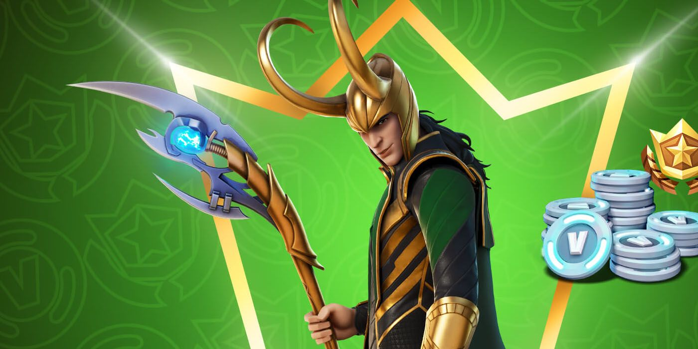 Fortnite's Loki Crew Skin Looks Great & Releases This Week