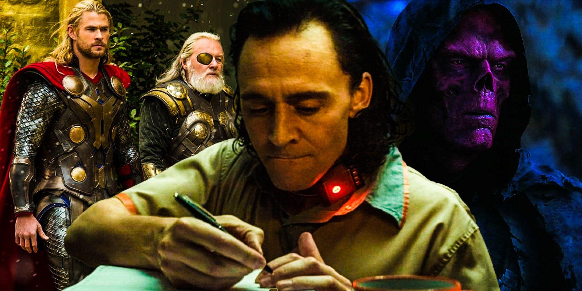 Every MCU Character Return Loki Has Already Set Up | Screen Rant