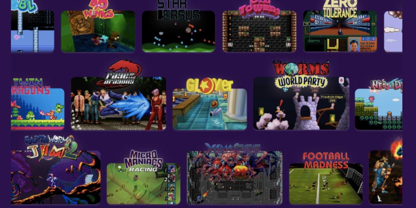 Worms; Earthworm Jim e outros jogos clássicos são gratuitos no Piepacker 1
