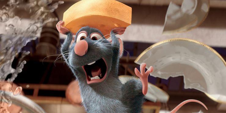 Pixar - Ratatouille