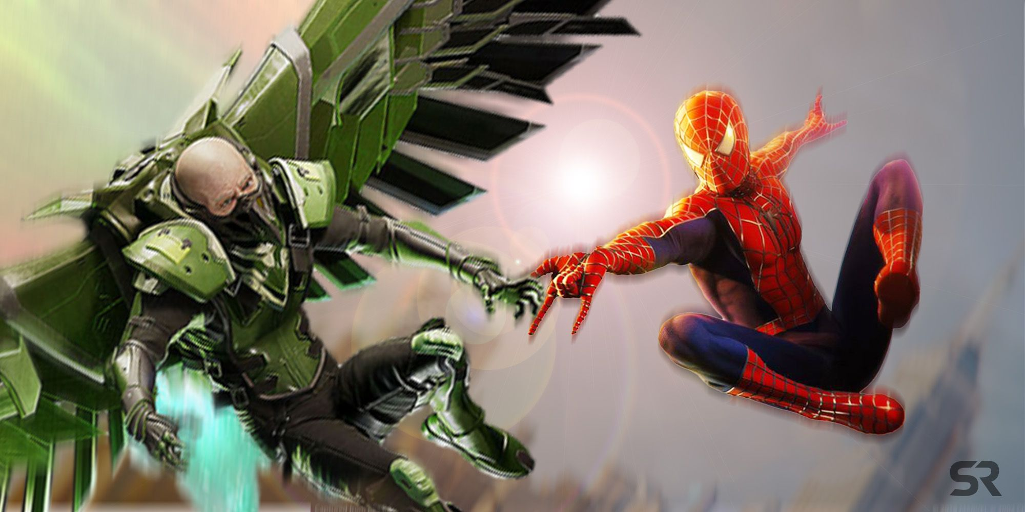 Sam Raimi's Spider-Man 4 Concept Video Shows Battle With Vulture