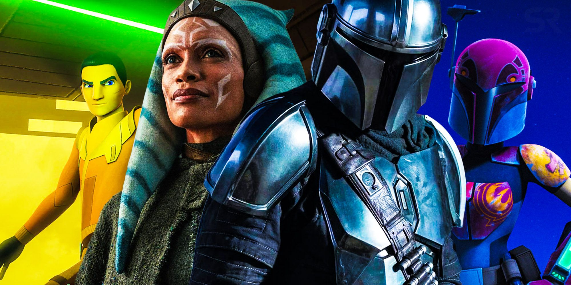 How Each Star Wars Rebels Character Can Make Their Live-Action Debut