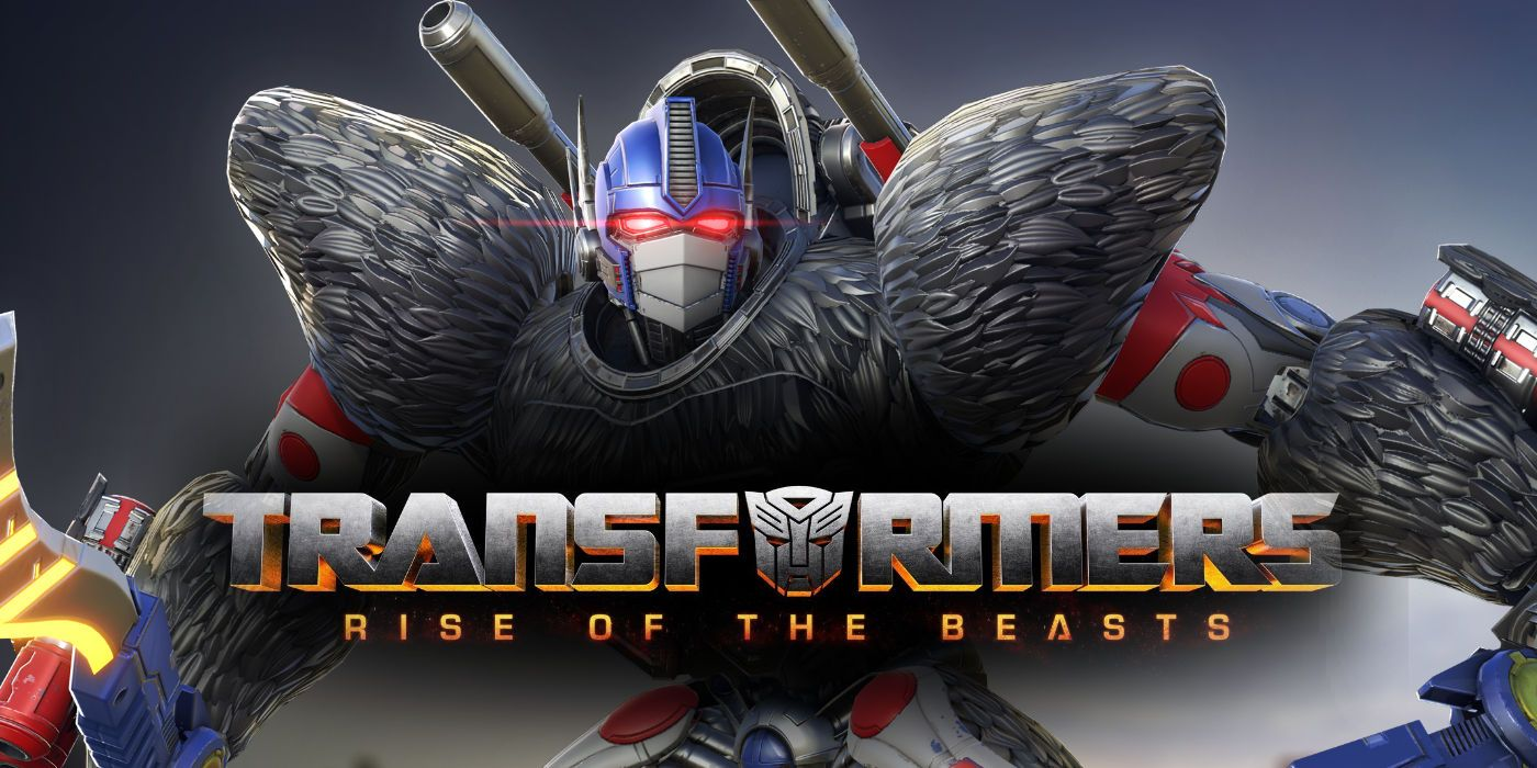 Transformers 7's Title Explained: What Rise Of The Beasts Means