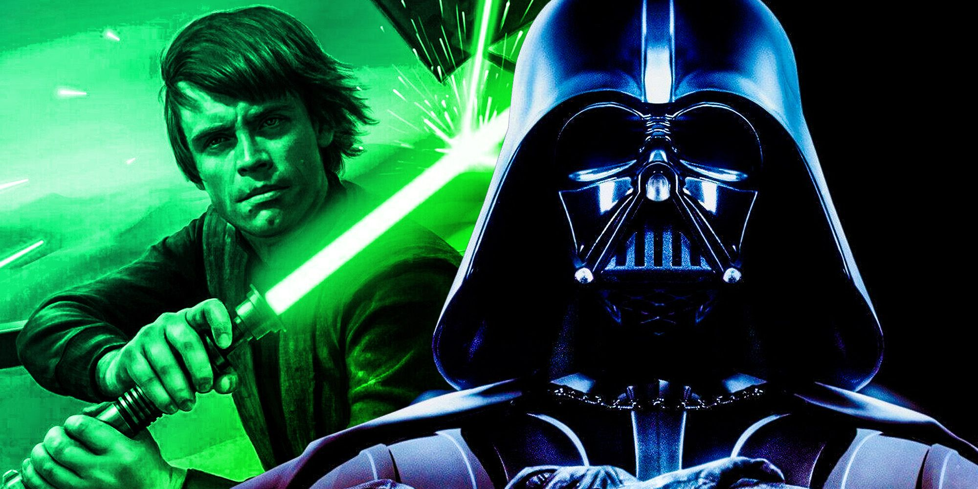 Darth Vader Didn't Understand Luke Skywalker Until Their Final Battle
