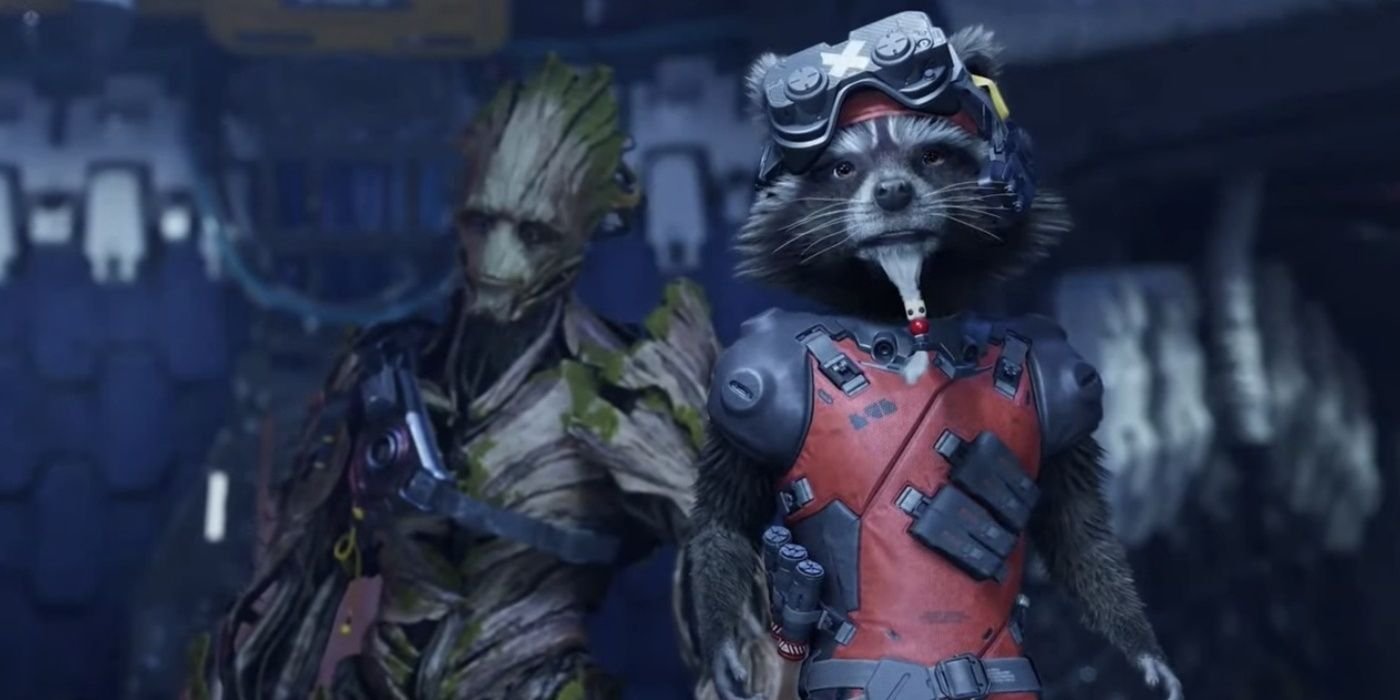 Marvel's Guardians Game Won't Have Microtransactions Like Avengers
