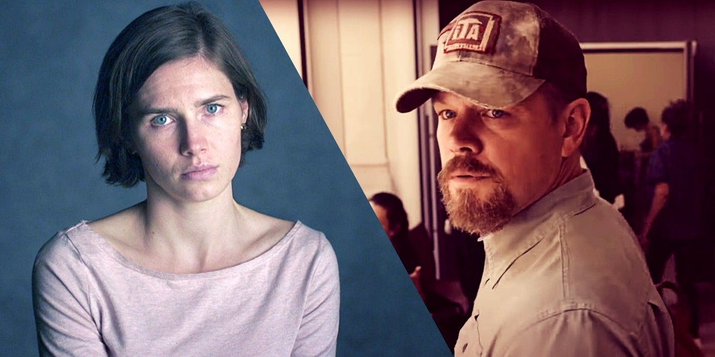 Amanda Knox Writes Scathing Takedown Of Matt Damon's Stillwater Movie