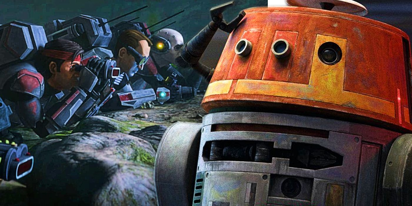 The Bad Batch Episode 12 Exposes A Missing Star Wars Component
