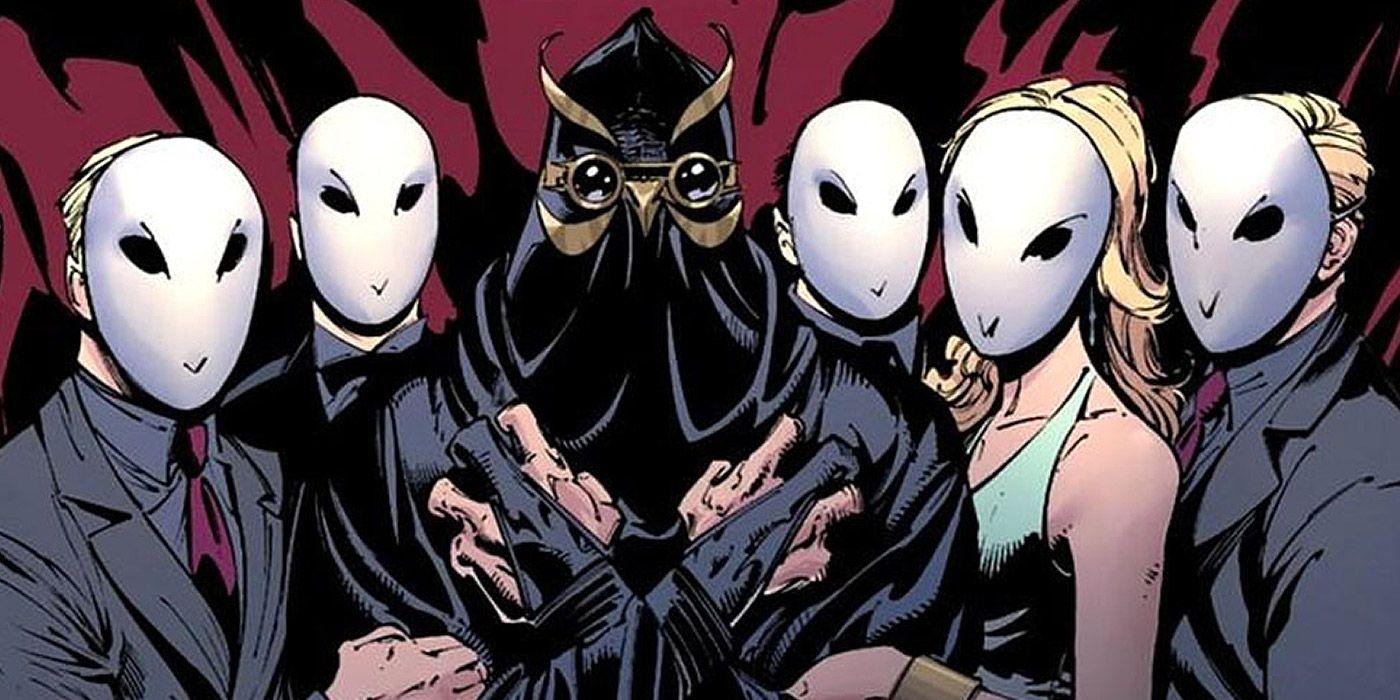 Batman: 10 coisas sobre a Corte Das Corujas que só os fãs de quadrinhos sabem 1