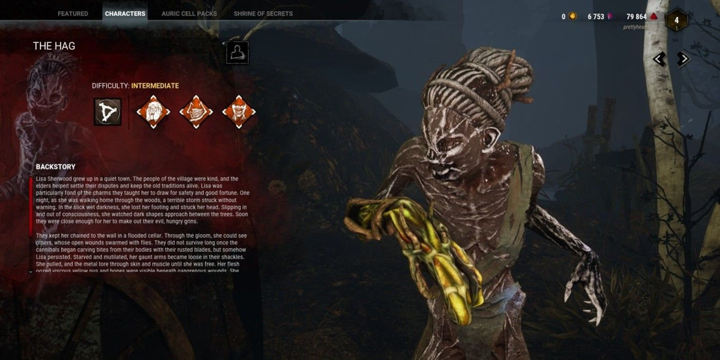 Dead By Daylight The Hag Perks