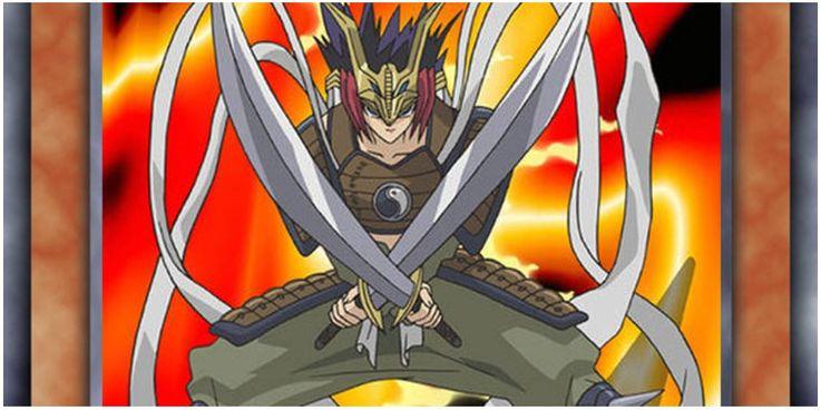 Yugioh Dragon Lady Yu-Gi-Oh! anime card art