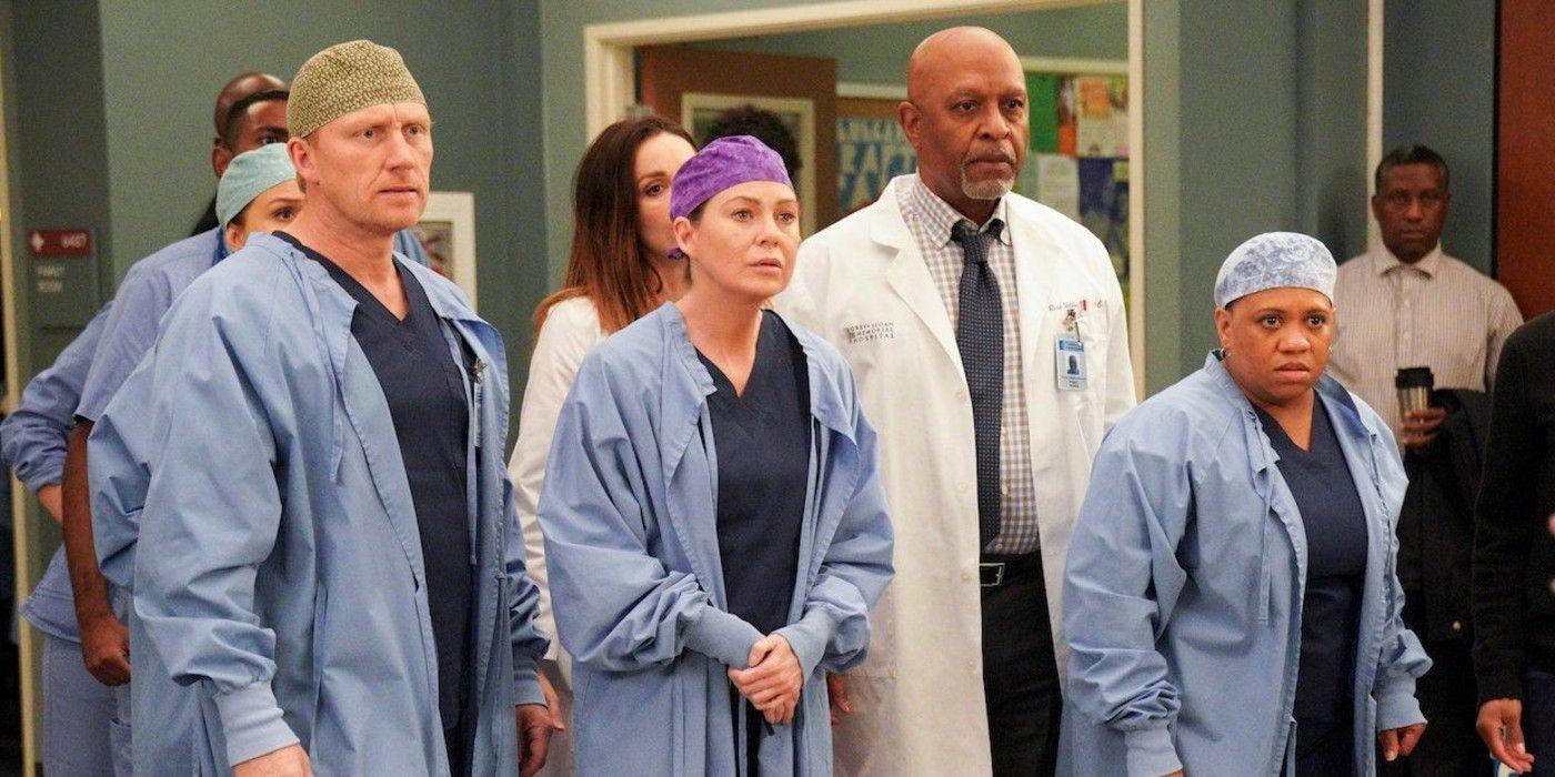 Grey's Anatomy Season 18 Sets September Premiere Date