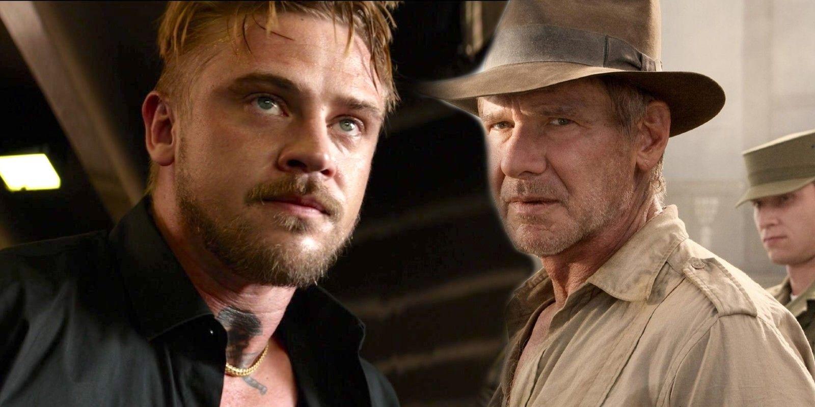 Indiana Jones 5 Set Photos Reveal Boyd Holbrook's Costume