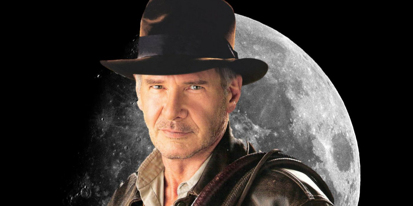 Indiana Jones 5 Set Photos Hint At Moon Landing Plot Point