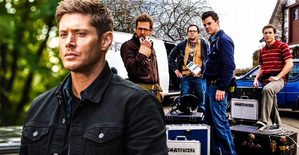 Supernatural's Spinoff- Ghostfacers