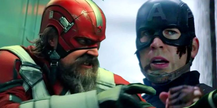 Red Guardian claims he fought Cap in Black Widow