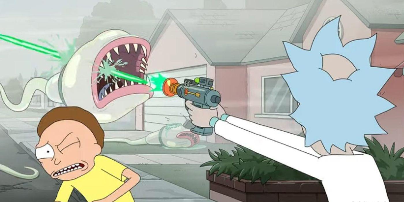 Rick & Morty: Por que o episódio 4 é secretamente o episódio mais inteligente da 5ª temporada 1