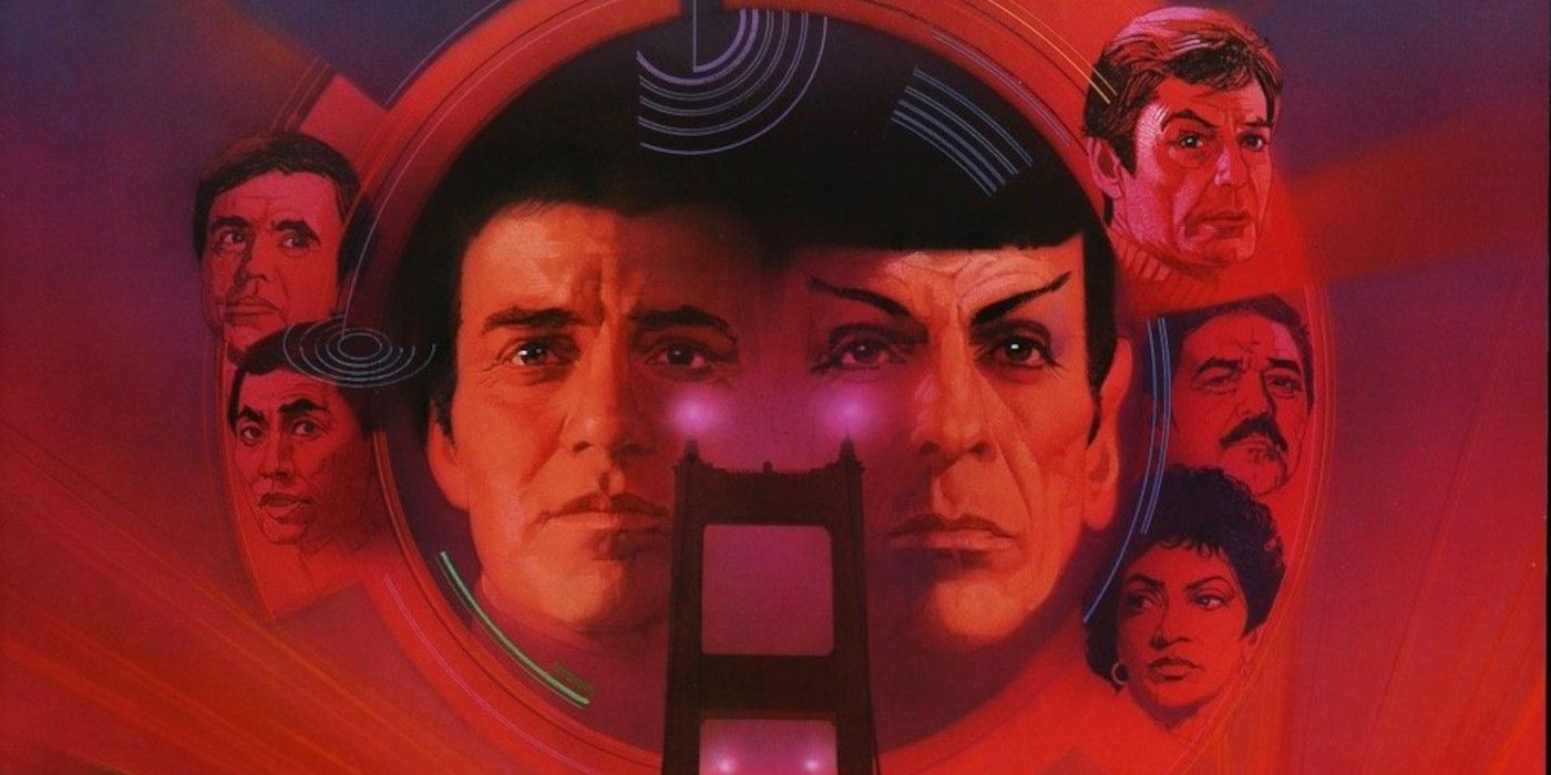 Star Trek 4: The Voyage Home Returning to Theaters for 35th Anniversary