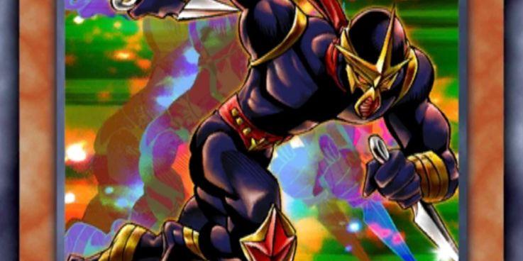 Yugioh Strike Ninja's Yu-Gi-Oh! card art