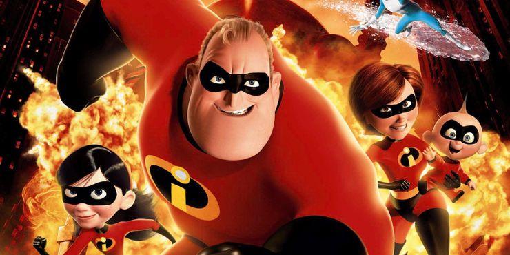 Pixar - The Incredibles