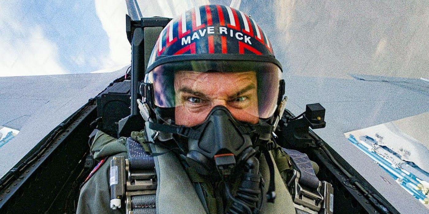 Top Gun 2 Star Admits The Plane Stunts Made Him Throw Up A Lot