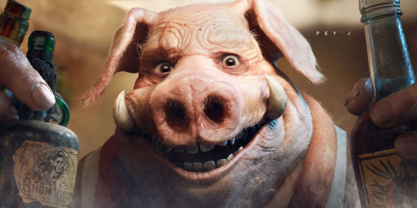 Beyond Good & Evil 2 May Not Be Releasing On PS4 & Xbox One