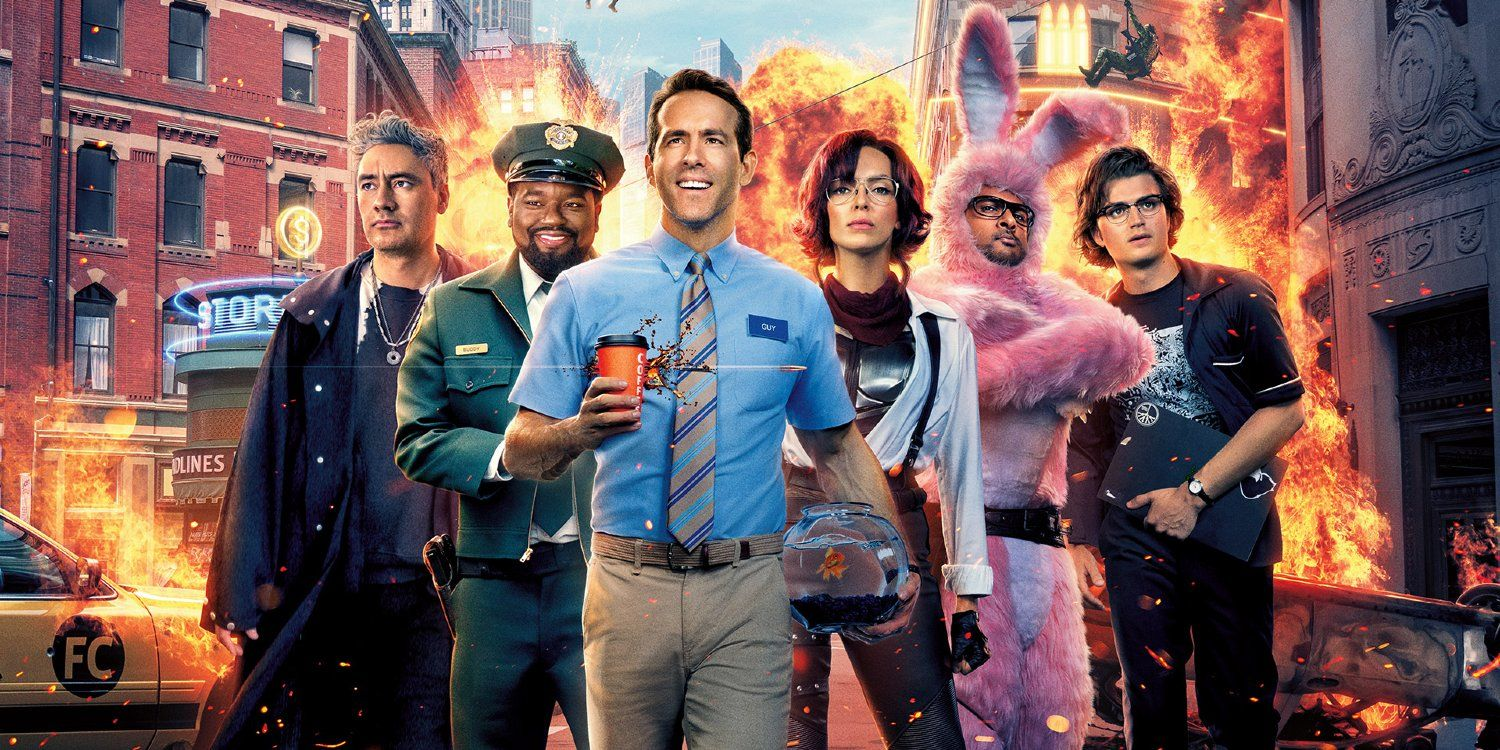 Free Guy Review: Ryan Reynolds Stars In The Best Video Game Movie Ever