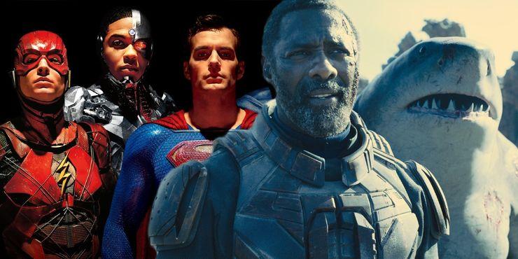 DCEU; Liga da Justiça de Zack Snyder Cut; O Esquadrão Suicida; Warner Bros; HBO Max