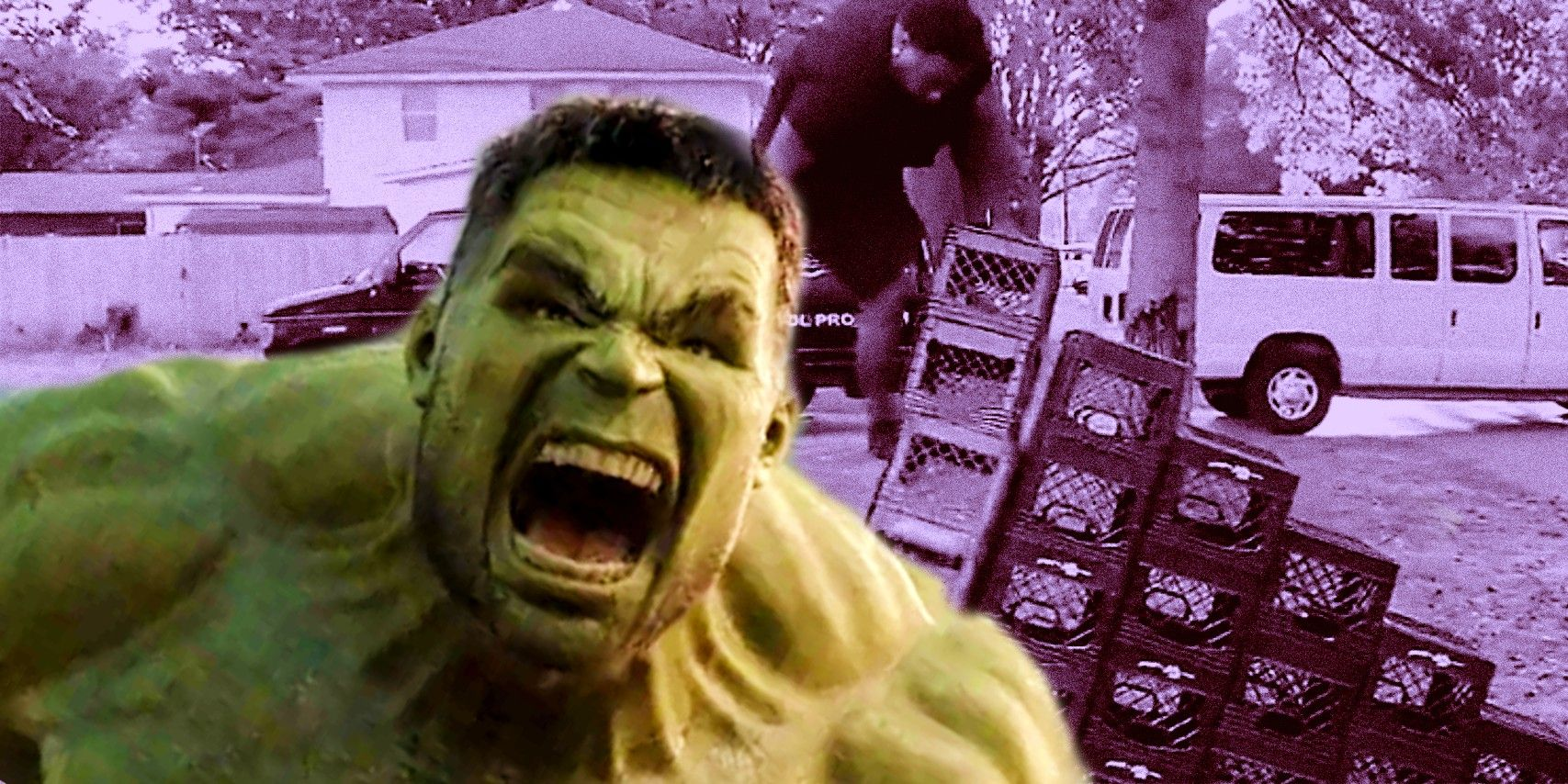 Photo of Would Hulk Do the Milk Crate Challenge? Mark Ruffalo Has Funny Answer