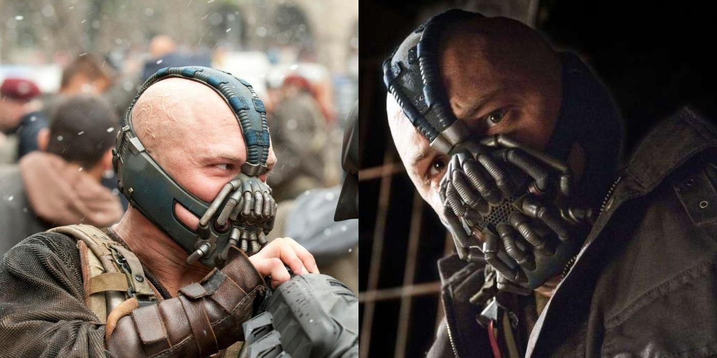 8 Methods Bane Is Tom Hardy's Greatest Superhero Film Character