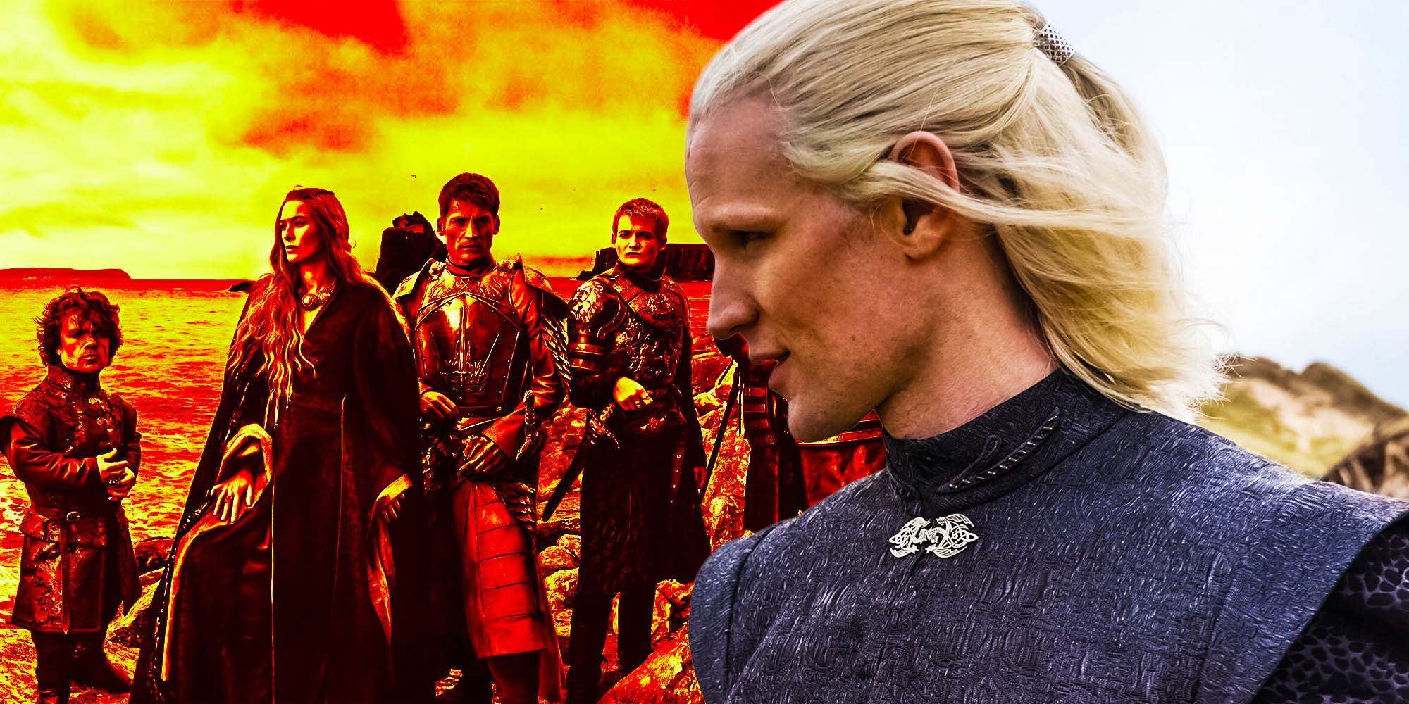 House Of The Dragon's Lannisters Will Be Very Different To Game of Thrones