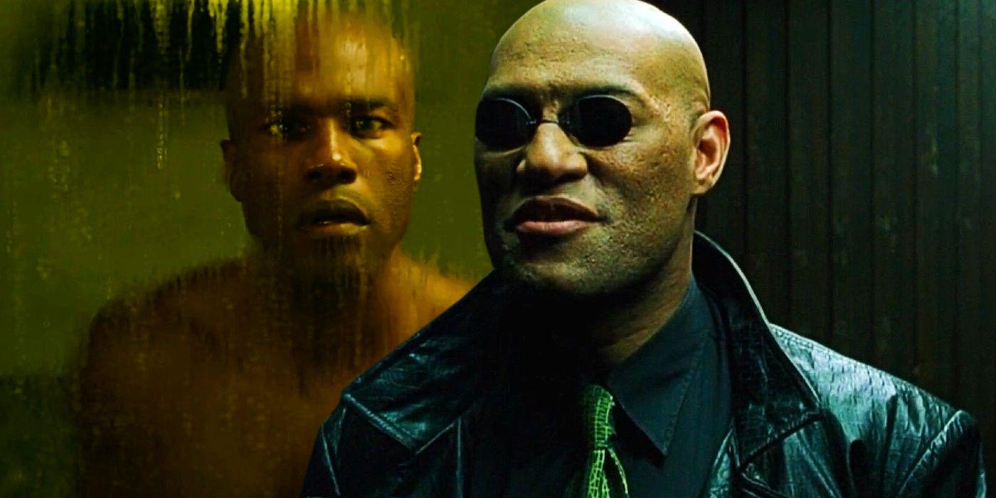 Why Morpheus Has Been Recast For The Matrix 4 | Screen Rant - Screen Rant