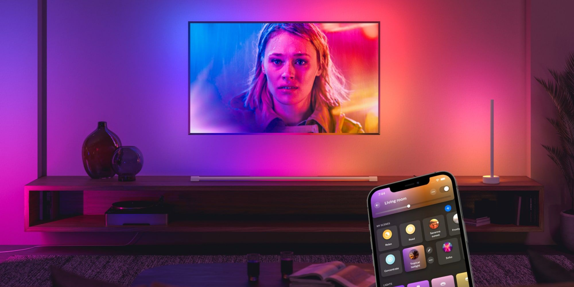 Why Philips Hues New Light Tube Is The Coolest Hue