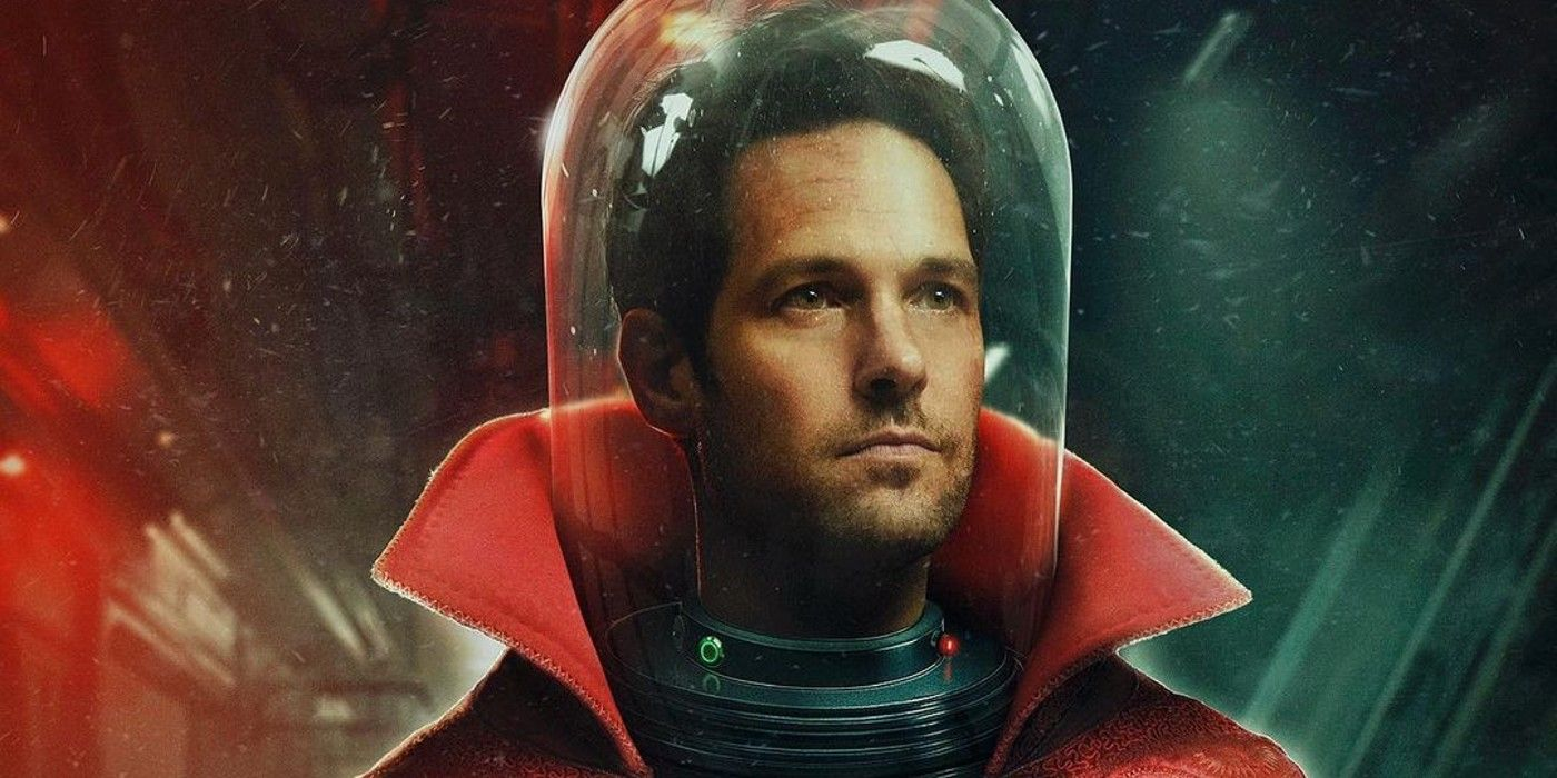 What If? Art Imagines a Live-Action Paul Rudd Head in a Jar with a Cape