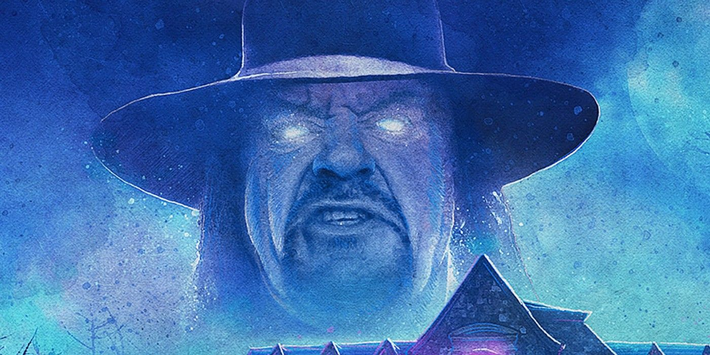 Escape The Undertaker Trailer Brings WWE To Netflix | Screen Rant