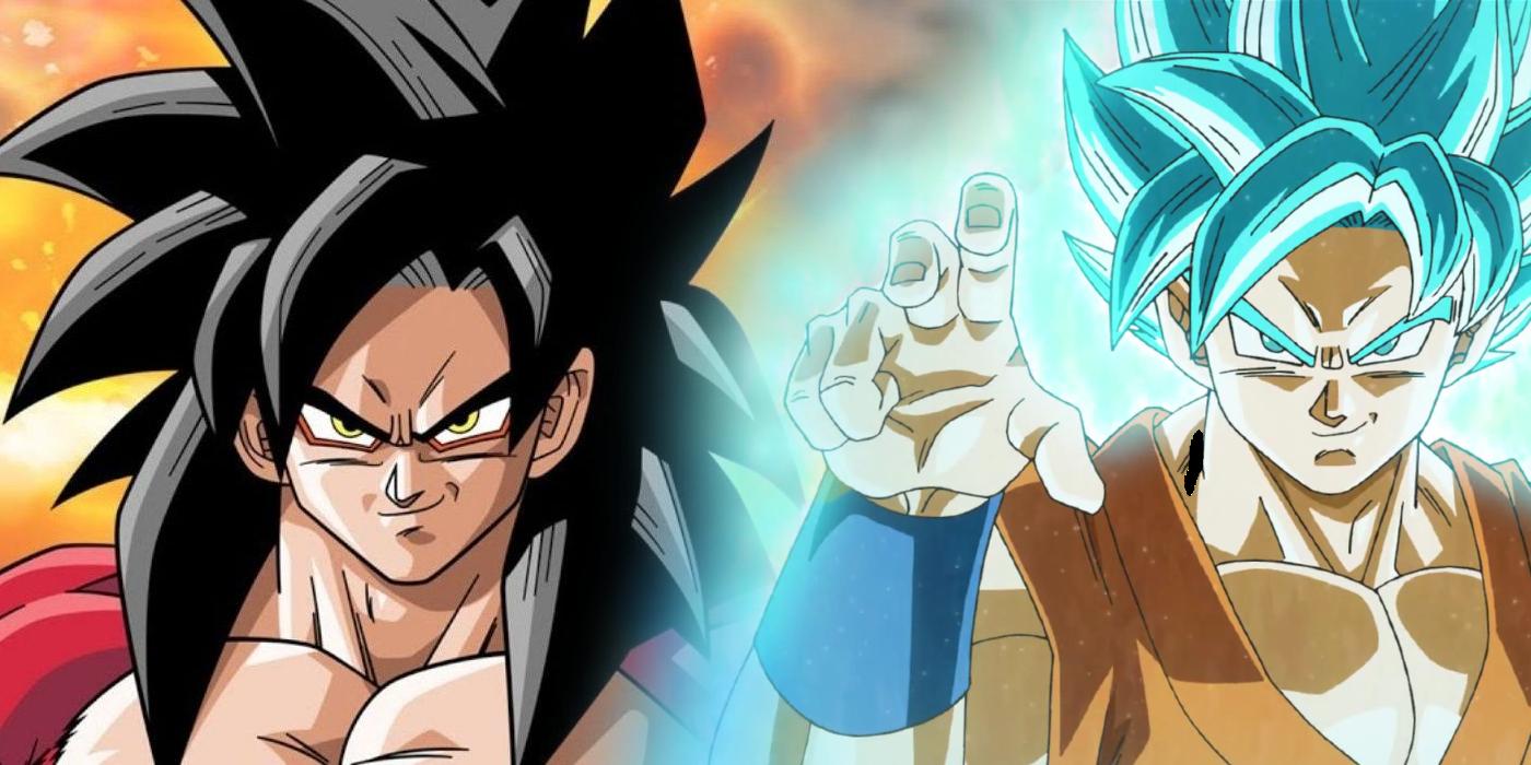 Dragon Ball Super's Transformations Still Don't Match GT's Super Saiyan 4