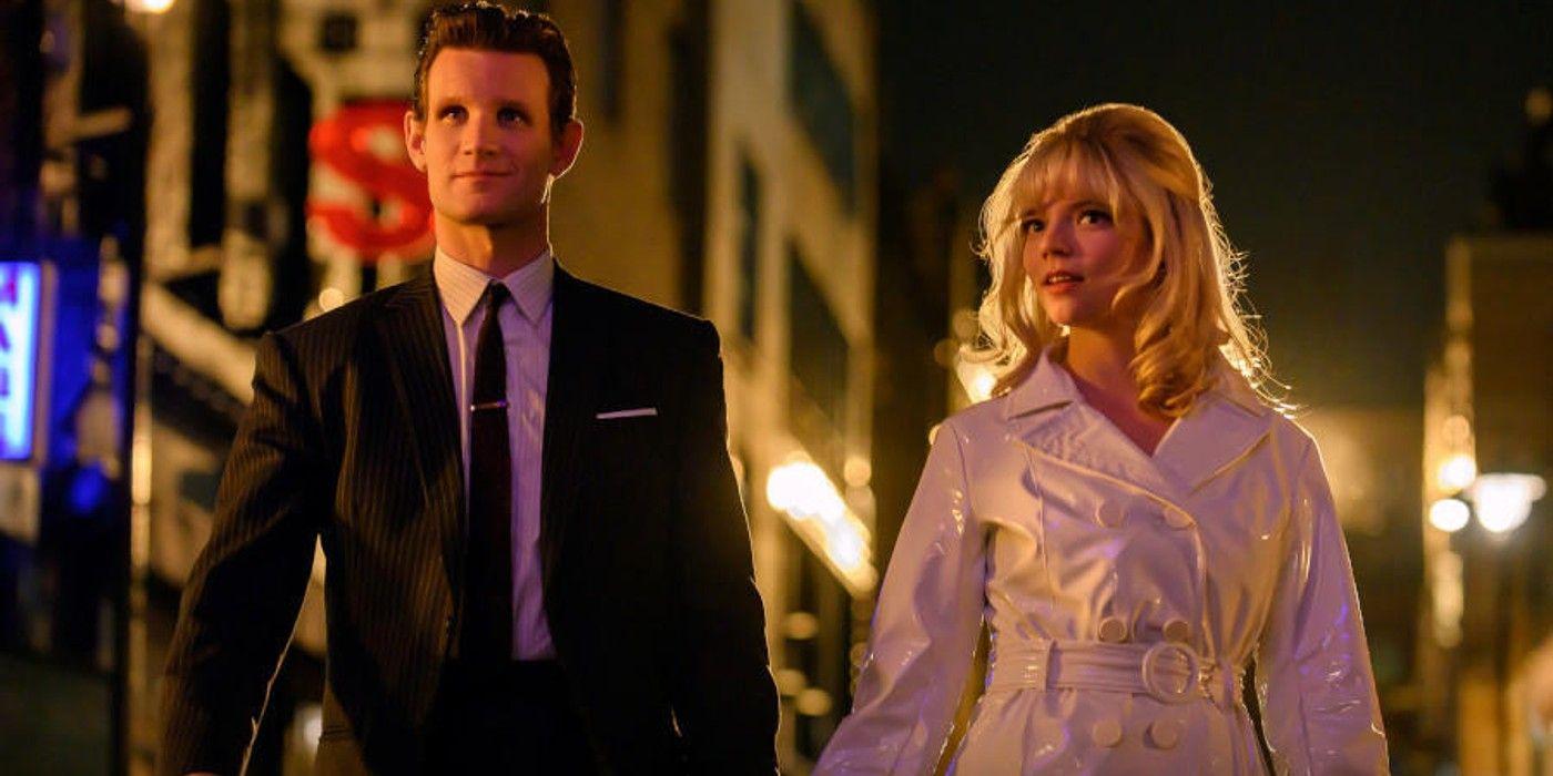 Anya Taylor-Joy & Matt Smith Take A Stroll In Last Night In Soho Image - Screen Rant