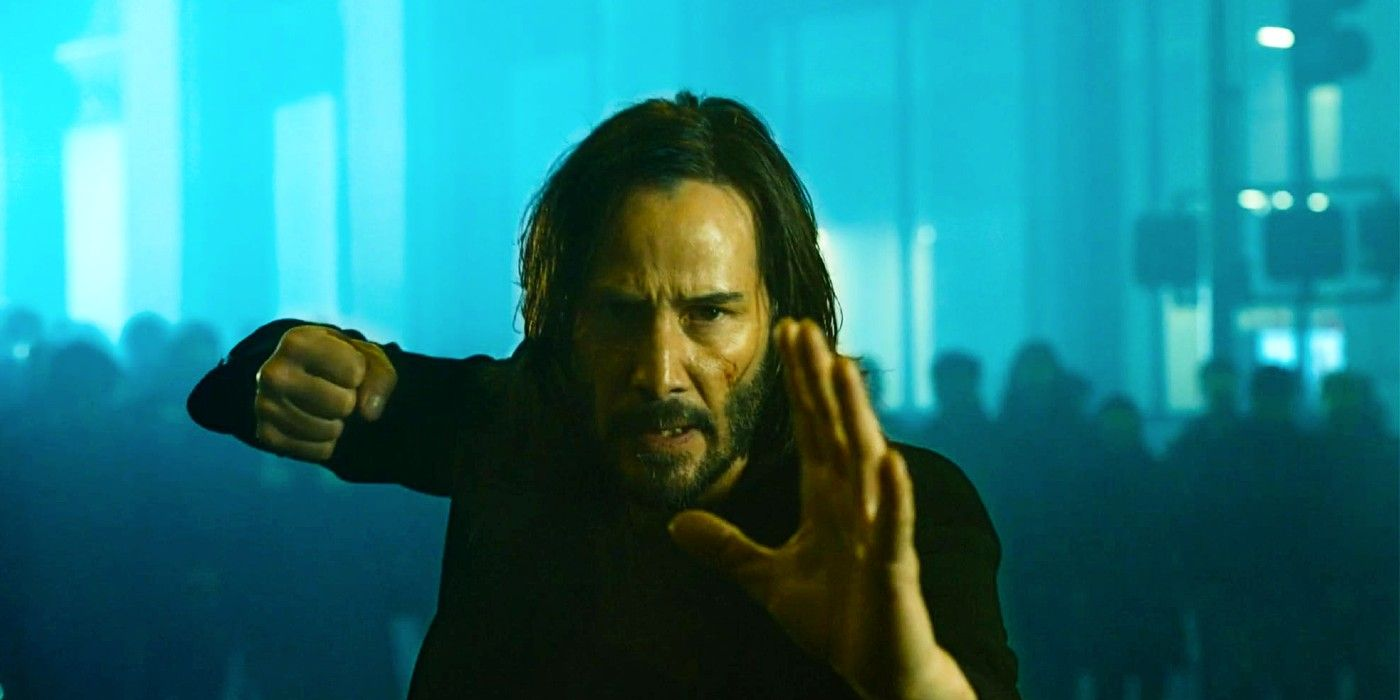 The Matrix Resurrections' first footage