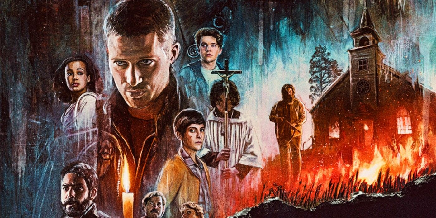 Midnight Mass Reviews: Hill House & Bly Manor Follow-Up Is A Hit - Screen Rant