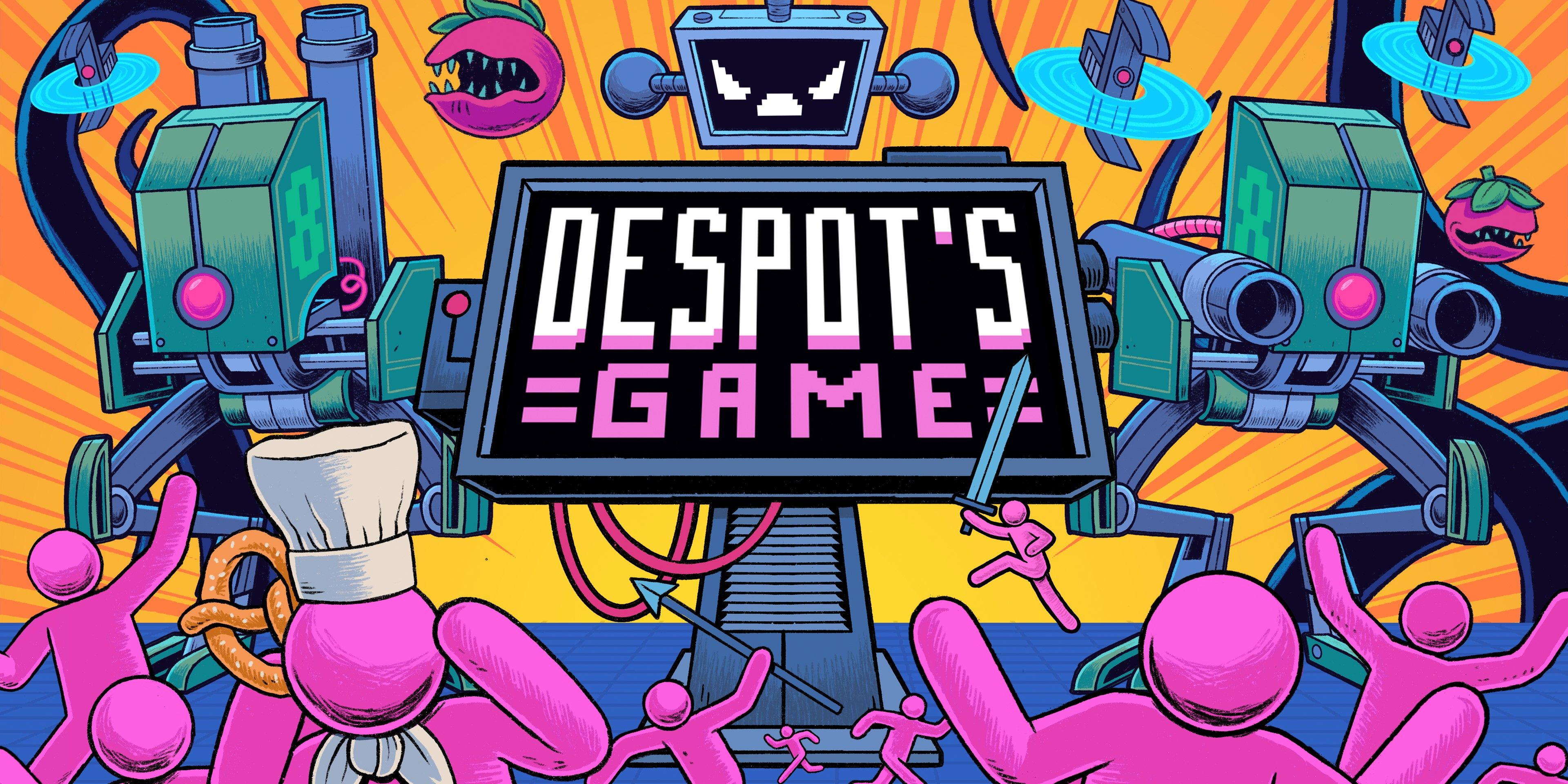 Despot's Game Preview: Build A Disposable Army | Screen Rant