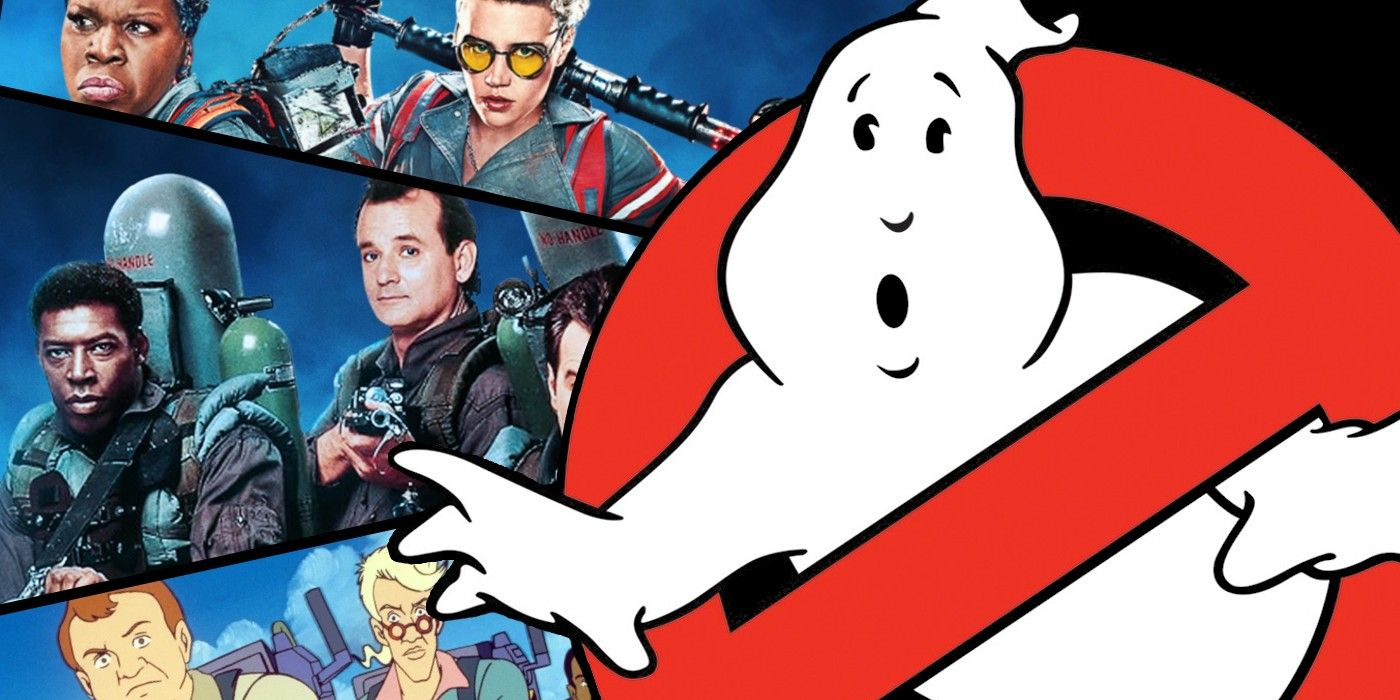 The Ghostbusters Crossing Streams Created Their Franchise s Multiverse