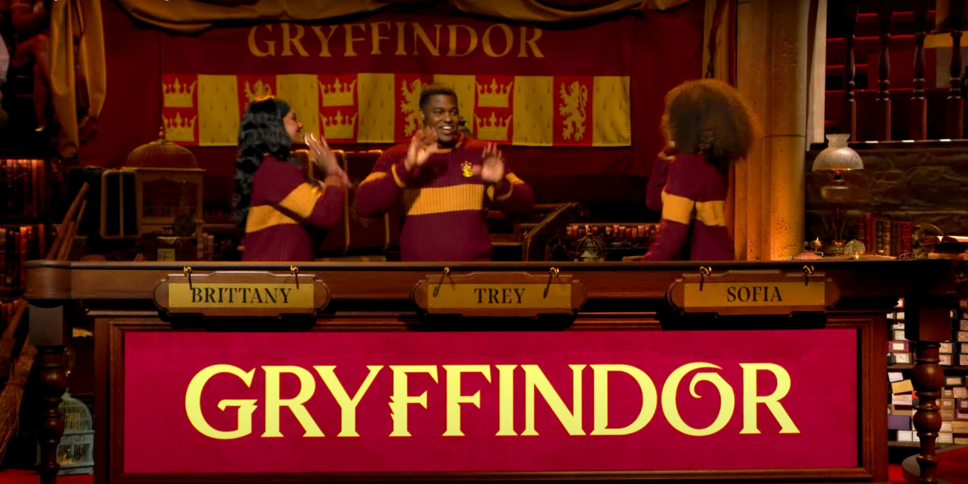Harry Potter Tournament of Houses Trailer Gives First Look At Quiz Show