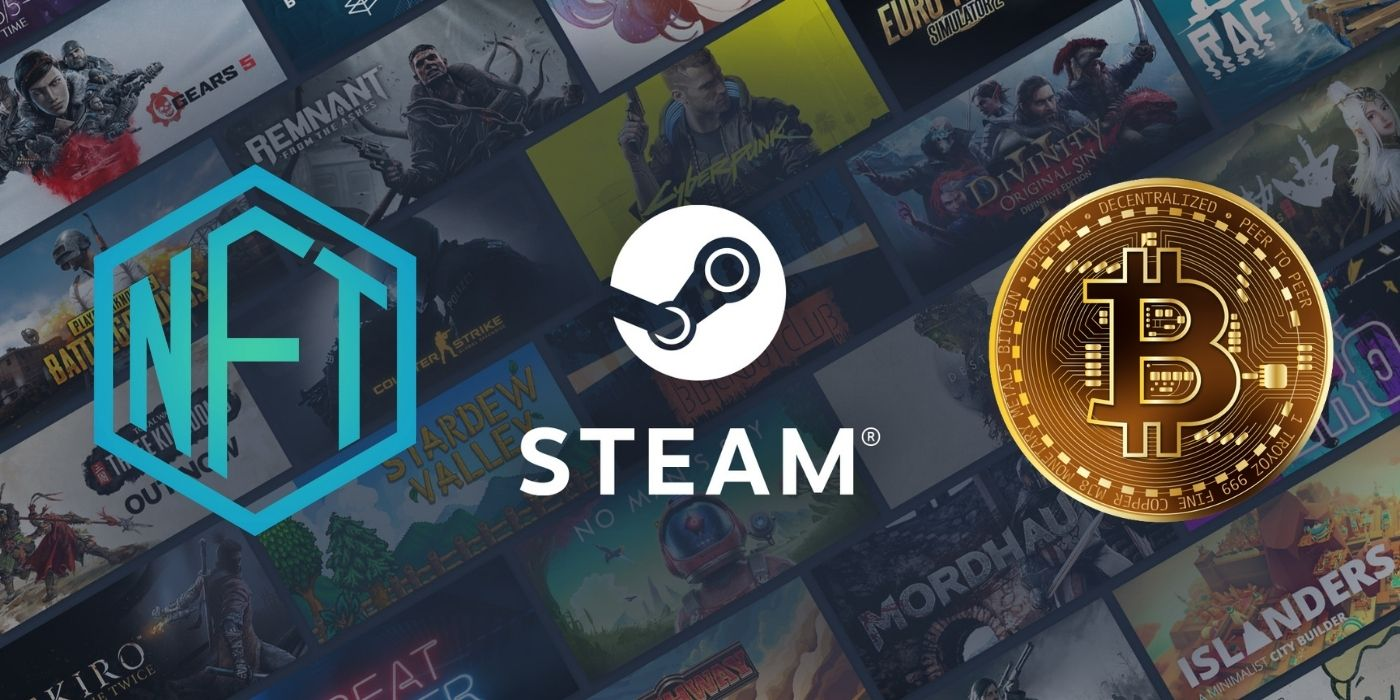 Steam Games With Crypto, NFTs Being Removed From the Platform