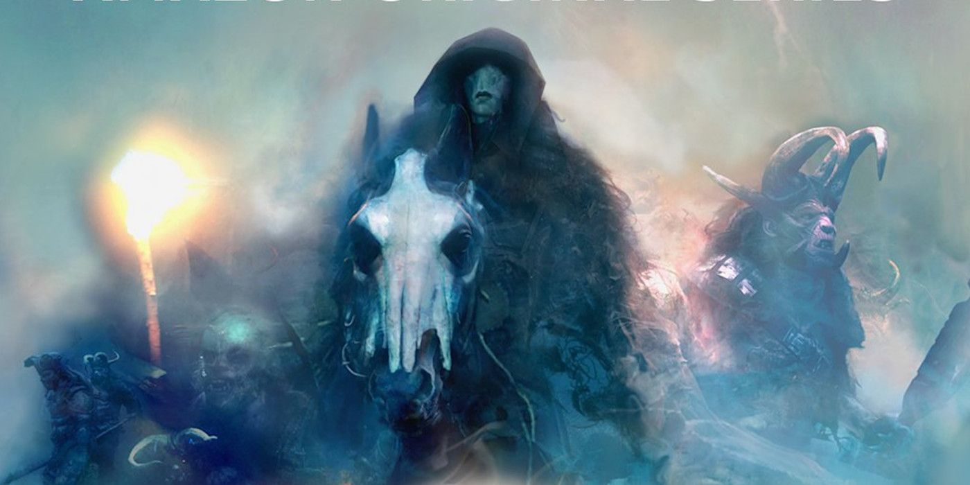 Wheel of Time Video Introduces Eyeless Villains & Their Minions