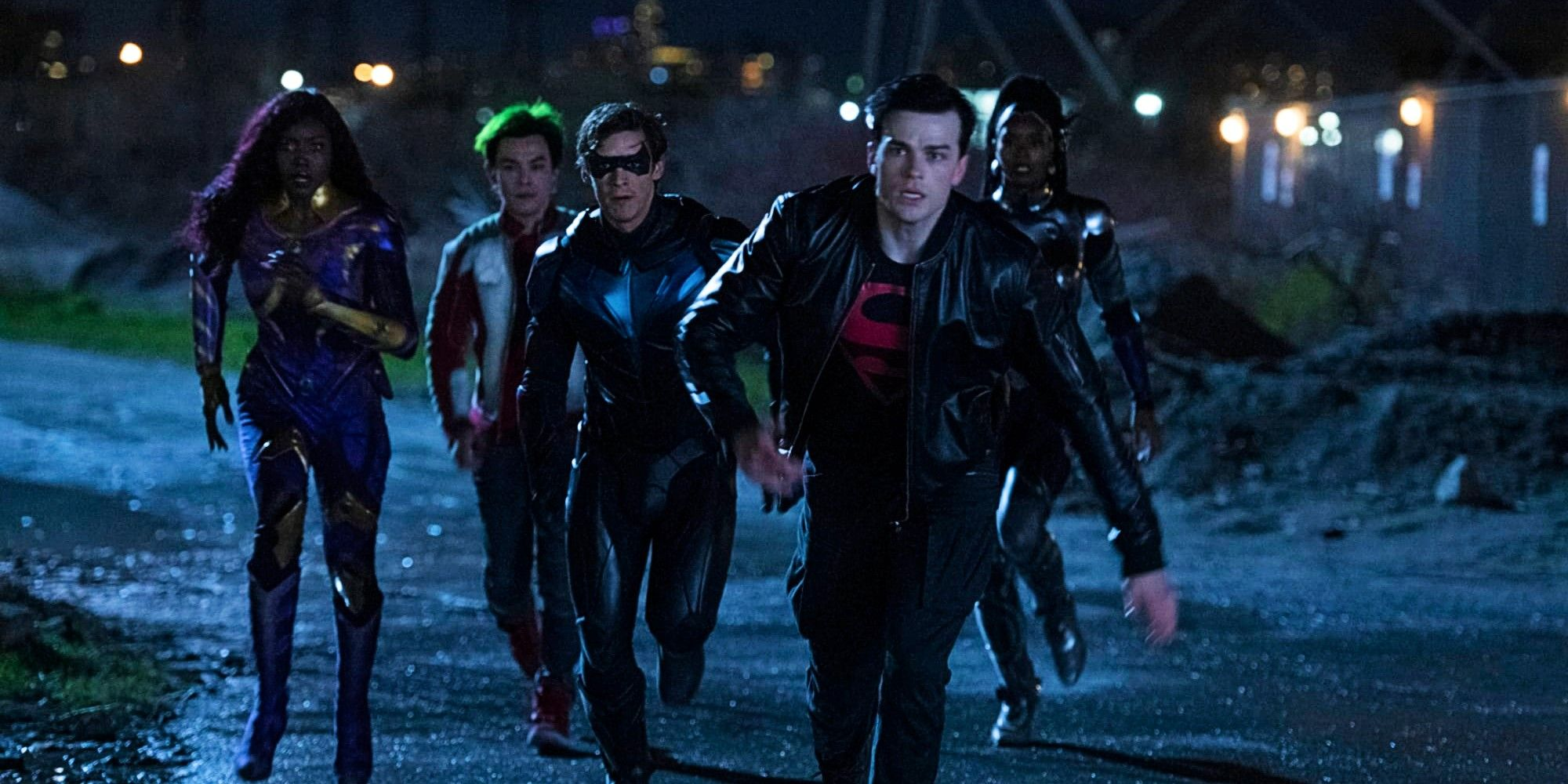 DC s Titans Season 4 Officially Announced By HBO Max