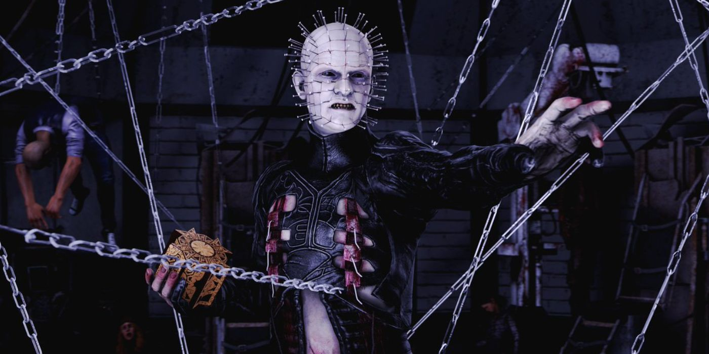 Dead by Daylight's Hellraiser NFT Partnership Angers Players