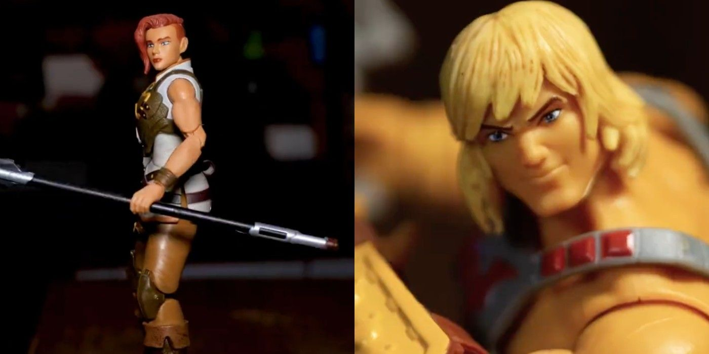 Masters of the Universe Stop Motion Video Is Heart-Stoppingly Good