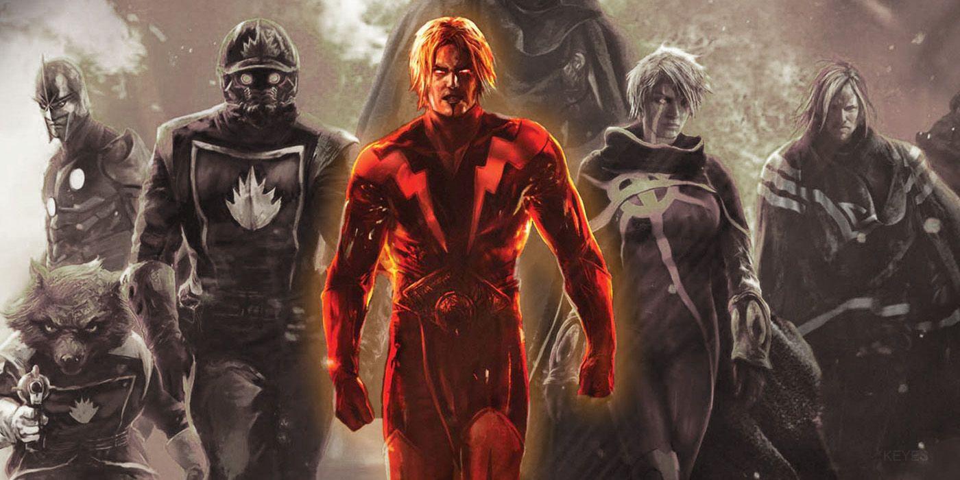 'Avengers: Infinity War' Auditions Offer Major Potential Villain Reveal