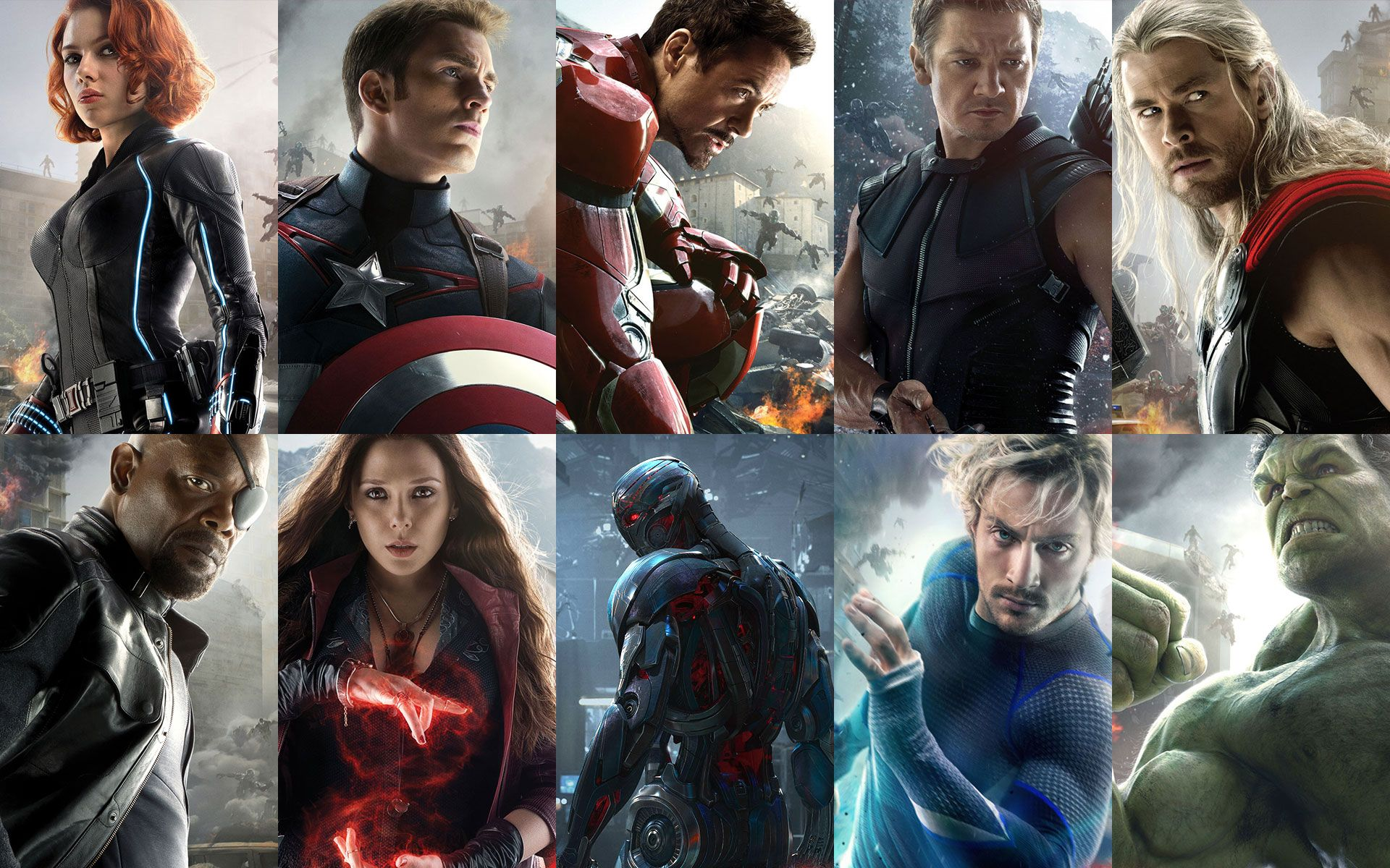Speaking, avengers age of ultron characters more