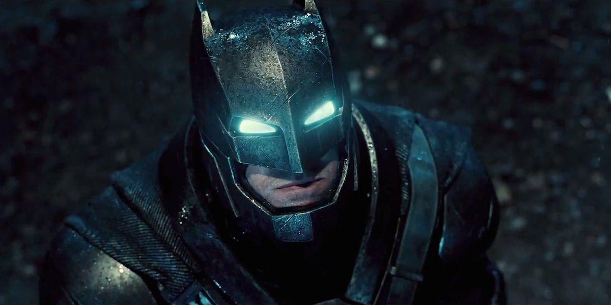 SDCC 2015 Batman V Superman Armored Batsuit Gadget Images
